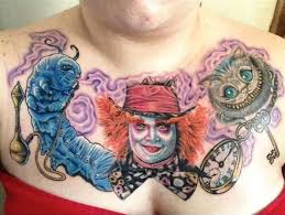 100 best alice in wonderland tattoos tattooblend