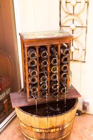 best 25 wine bottle fountain ideas on pinterest diy fountain