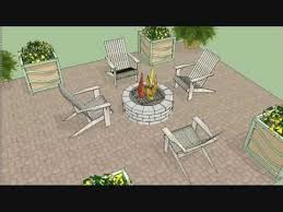 How To Build A Fire Pit In The Backyard by How To Build A Pyzique Fire Pit Bbq Kit Youtube