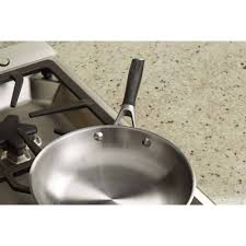 select by calphalon stainless steel 12 piece cookware set