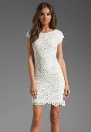vestido de noche blanco corto watch cielo pinterest auras