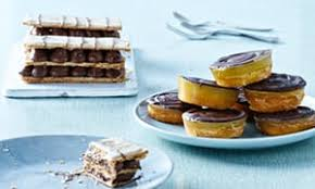 how to bake layered cakes ruby tandoh u0027s millefeuille and jaffa