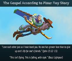 Pixar Meme - the gospel according to pixar toy story the fat pastor