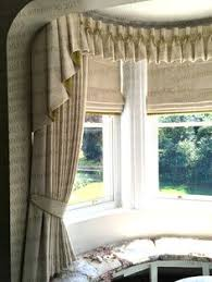 Roman Blinds Sheffield Roman Blinds Fitted Outside The Recess Made From Clarke And Clark