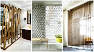 Diy Room Divider Curtain Curtain Room Divider Ideas Moniredu Info