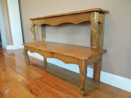 Coffee Table Into Bench Repurposed Table Ideas My Coffee Into A Bench Coffee Thippo