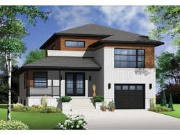 front garage house plans simple modern 3 story house plans modern house plan