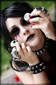 Halloween Devil Eye Makeup 127 Best Blind Mag Cosplay Images On Pinterest Repo The Genetic