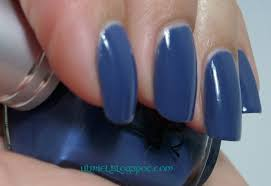 did someone say nail polish notd kinetics my blue heaven