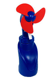 battery operated misting fan water misting fan from everything summer c battery operated fan