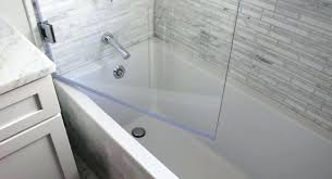 Bathtubs With Glass Shower Doors Bathroom Folding Bathtub Shower Doors Valuable Accordion Bathtub