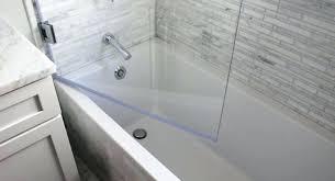 Bathtubs With Glass Shower Doors Bathroom Folding Bathtub Shower Doors Valuable Accordion Bathtub