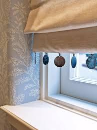 Bathroom Window Dressing Ideas by Brown Valance Whtie Window Frame Blind Toilet Cream Wall Paint