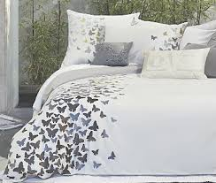 Linen House Bed Linen - birds and butterflies four walls and a roof