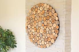 circular wood wall cool circular wall decor 76 metal vases wall decor