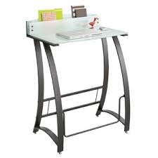 Standing Writing Desk by Stool For Standing Desk Wayfair