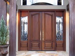 French Country Exterior Doors - doors by decora country french exterior wood entry door