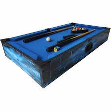 triumph sports pool table triumph sports 27 table top billiards game walmart com