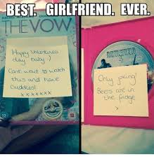 Best Girlfriend Ever Meme - best girlfriend ever cha the vow field day ban cant act to watch