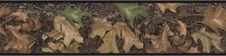 roommates mossy oak camouflage peel and stick border walmart com