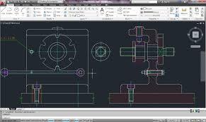 autodesk autocad tutorial working shaft generator p2 blocks