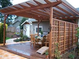 pergola designs with roof outdoor goods