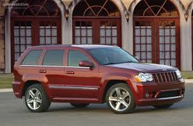 jeep grand cherokee srt 8 specs 2006 2007 2008 2009 2010