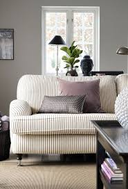 White Sofa Ideas by Best 25 Striped Couch Ideas On Pinterest Farmhouse Seat