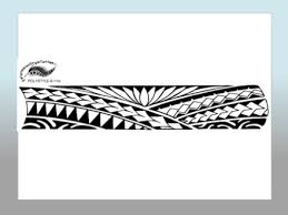 polynesian style tattoo designs
