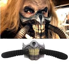halloween costume bane military style gas mask horror hall gothic cheap halloween props