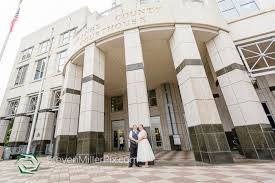 Winter Garden Courthouse - intimate downtown orlando courthouse wedding photographer