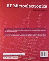 rf microelectronics behzad razavi 9789332518636 amazon com books