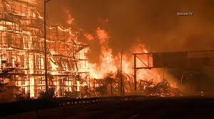 Apartments Downtown La by Downtown Los Angeles Fire Federal Agents Join Arson Investigation