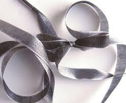 ribbon shoelaces all about shoelaces silver sparkle ribbon shoelaces 15 000