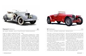 roald roll royce booktopia 1001 cars to dream of driving before you die by simon