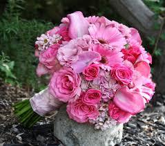 wedding flowers pink pink wedding flowers obniiis