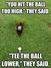 Ball So Hard Meme - the best golf memes