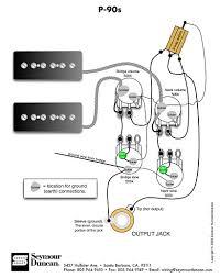 wiring diagram guitar diagrams pinterest guitars fair gibson les