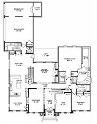 single storey house plans home design one story house plans with open floor basics