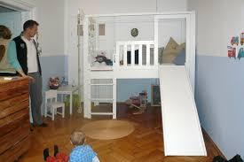 rutsche kinderzimmer galerie hochbetten kindermöbel münchen salto