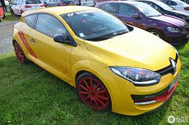 renault megane trophy renault mégane rs trophy r 22 september 2017 autogespot