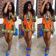 fashion women u0027s traditional african print dashiki dress party tops