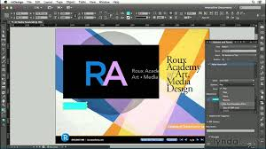 in design indesign interactive document design tutorial using the media