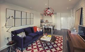 amenager cuisine salon 30m2 aménager un salon rectangulaire laurie lumière