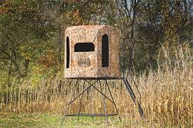 Boss Deer Blinds Prices New Treestands And Blinds For 2016 Petersen U0027s Bowhunting