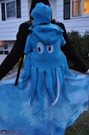 Octopus Halloween Costumes Octopus Swimming Ocean Halloween Costume Idea Babies