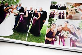 Wedding Album Pages Digital Flushmount Wedding Albums