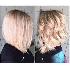 angled curly bob haircut pictures pin by arlene pocevic on hairstyles i love pinterest bob styles
