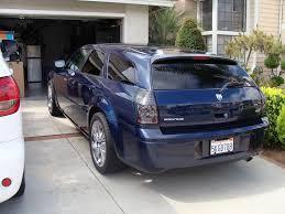 2005 dodge magnum dr blue 20