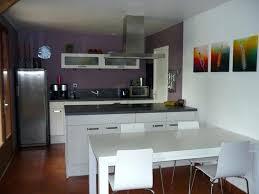 peinture blanche cuisine couleur mur pour cuisine peinture blanche on decoration d interieur